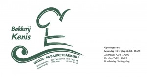 logo kenis + openingsuren Calibri_1